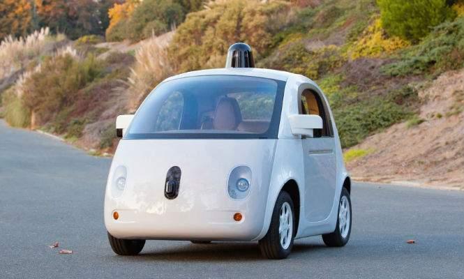 Los coches  autónomos coparán las ventas en 2035