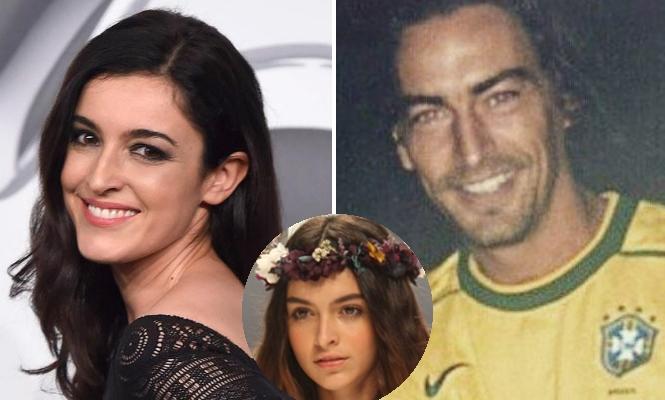 Blanca romero tuvo a su hija luc a con un modelo brit nico for Blanca rivera romero instagram