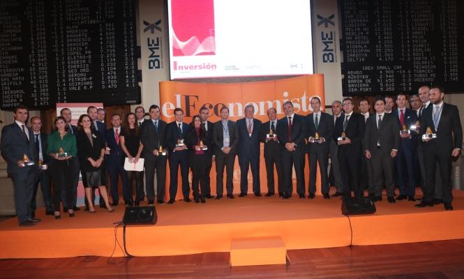 elEconomista entrega sus Premios de la revista Inversión a Fondo