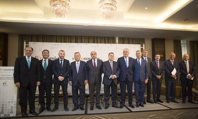 El Secretario de Estado de Energía, Daniel Navial, ha participado en la jornada empresarial La Nueva Ley de Cambio Climático y