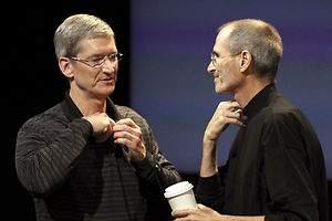 Cinco años al frente de Apple