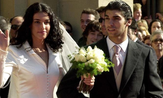 La otra boda de cayetano rivera for Blanca romero hija cayetano rivera