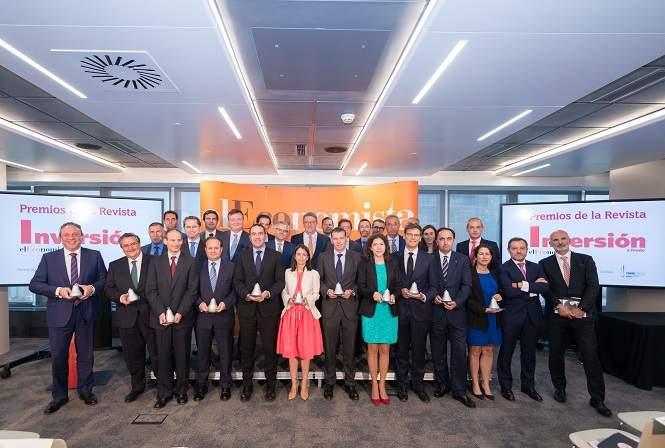 elEconomista entrega sus III Premios de la Revista Inversión a Fondo