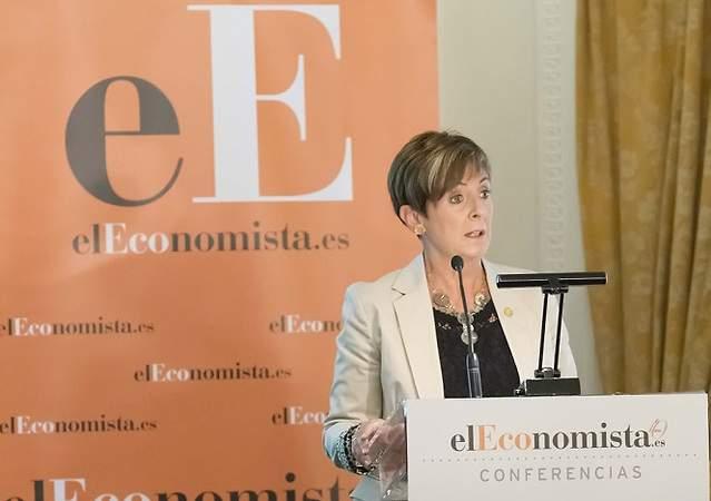 La Consejera de Desarrollo Económico y Competitividad del Gobierno Vasco, Arantxa Tapia, participa en la Jornada Empresarial sob
