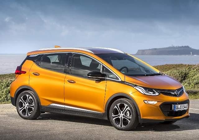 Opel Ampera-e: el eléctrico con 520 km de autonomía, ya a la venta