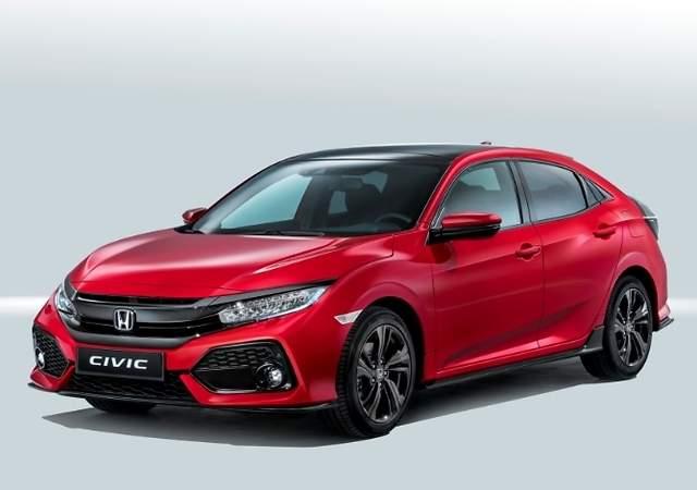 Honda Civic Hatchback 2017: más dinamismo y seguridad al volante