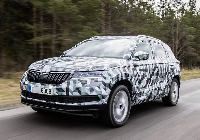 Skoda Karoq: llega el nuevo SUV compacto que sustituye al Yeti