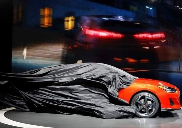 El Salón del Automóvil de Detroit, en imágenes
