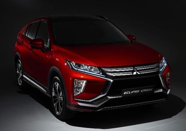 Mitsubishi lanza en España el Eclipse Cross, su nuevo SUV compacto