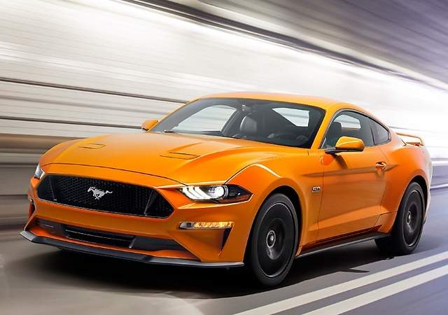 Ford Mustang 2018: más madera para el deportivo por excelencia