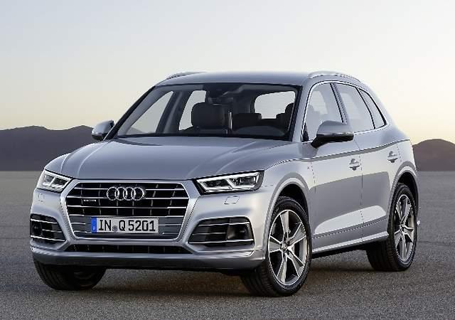 Audi presenta la segunda generación del Q5 en París