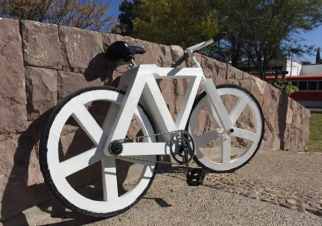 Urban GC1: la bici más ecológica del mundo