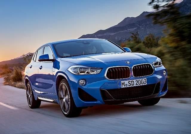 Al volante del nuevo BMW X2: ya está aquí y viene para dar guerra