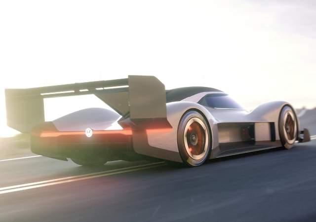Volkswagen I.D.R Pikes Peak: así es el coche con el que la marca regresa a la mítica escalada tres décadas después