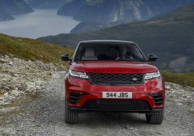 Velar: Range Rover, además de todoterreno, también es SUV