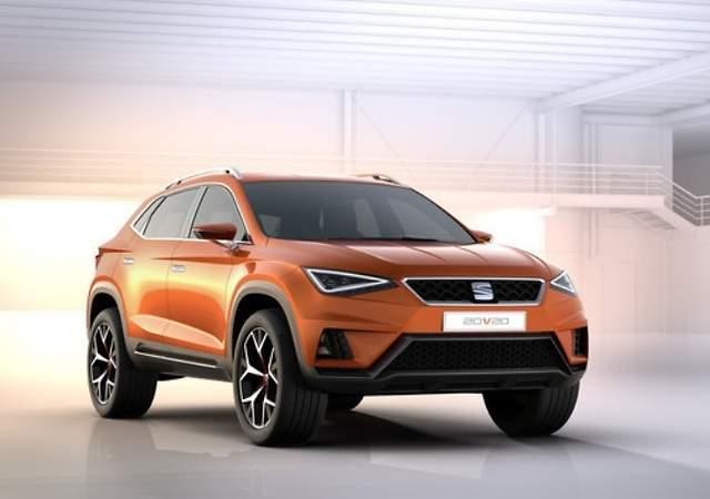 Seat lanzará en 2018 su tercer SUV: será el hermano mayor del Ateca
