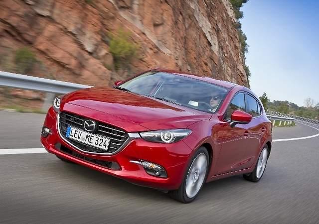 El Mazda3 se pone al día en diseño y tecnología