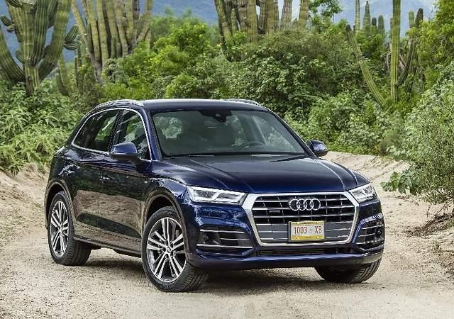 Audi Q5 2017: mejor en todo y distinto... aunque no lo parezca
