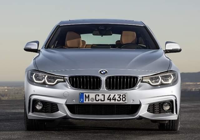 El BMW Serie 4 se pone guapo con la llegada del nuevo año