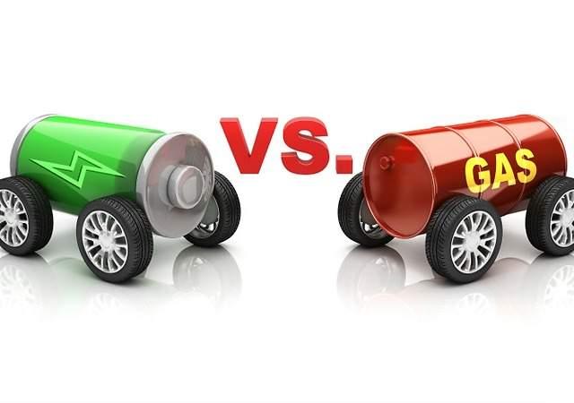 ¿Coche eléctrico o gasolina? El precio dejará de ser un problema