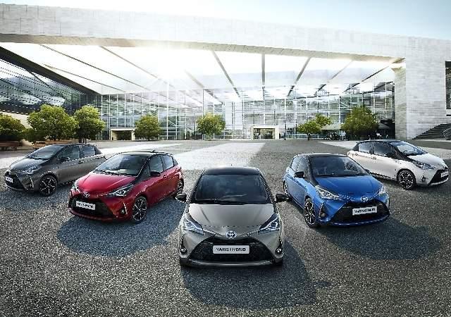 Toyota Yaris 2018: novedades en el equipamiento, mismo precio
