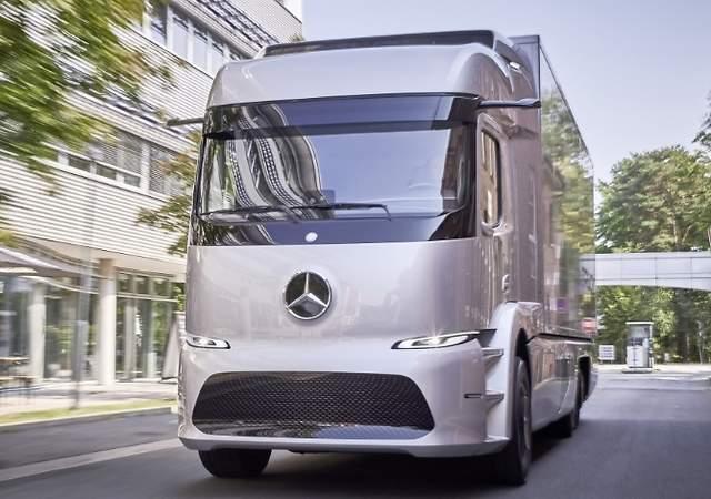 El primer camión 100% eléctrico llegará a las carreteras este año