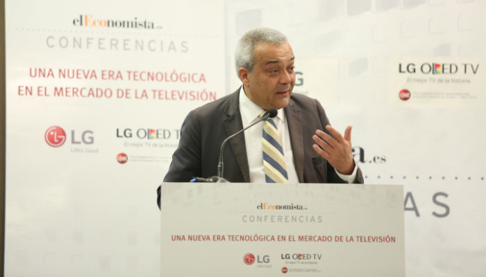 El Secretario de Estado de Telecomunicaciones ha participado en la jornada Una Nueva Era Tecnológica en el Mercado de la Televi