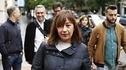 La presidenta del Gobierno Balear Francina Armengol Foto Archivo