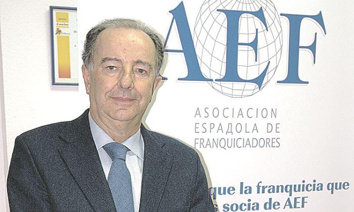 Eduardo Abadía: En 2015, el sector franquicia facturó 26.400 millones