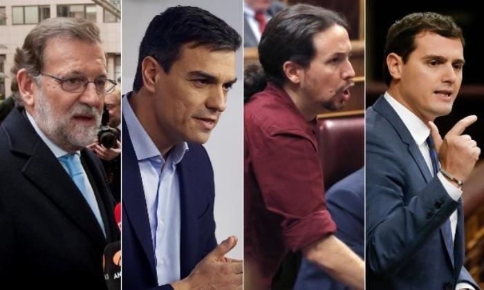 Resultado de imagen de terceras elecciones españa