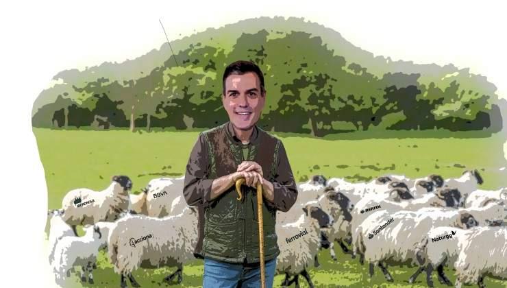 El silencio de los corderos: Sánchez pastorea al Ibex