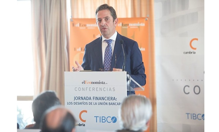 El Secretario de Estado de Economía, Iñigo Fernández de Mesa, participa en la Jornada Financiera: Los Desafíos de la Unión Banc