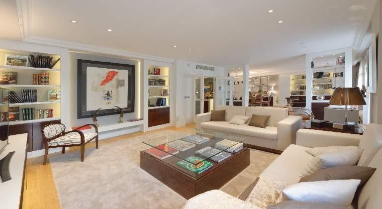 Salen a la venta los nicos pisos de lujo terminados en el for Pisos en el centro de madrid