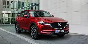 Prueba del Mazda CX-5, una gran opción entre los SUV generalistas