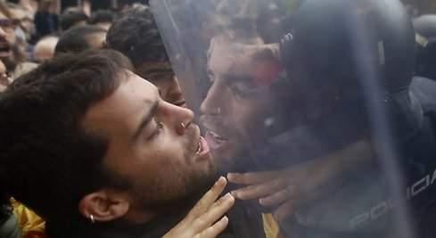 La Generalitat sube los heridos a 337