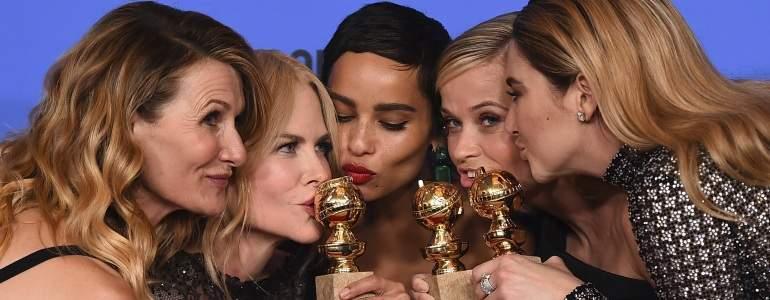 Los Globos de Oro de las mujeres: The Handmaids Tale y Big Little Lies arrasan