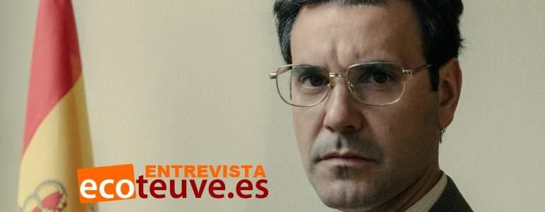 Miquel Fernández es Garzón en Fariña: Es sospechoso que censuren el libro ahora