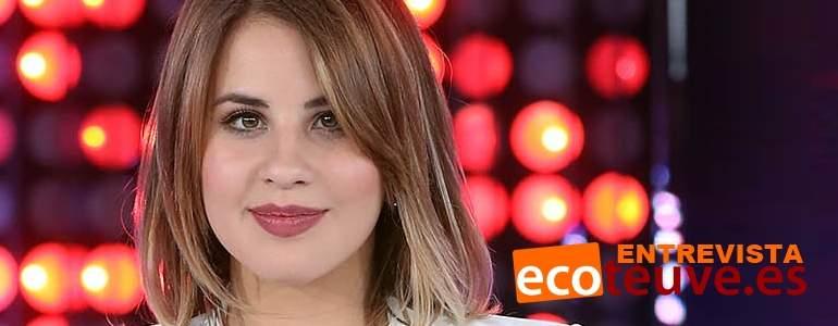 Lucía Gil: Ser Chica Disney me ha pesado; algunos creen que no he hecho nada mejor