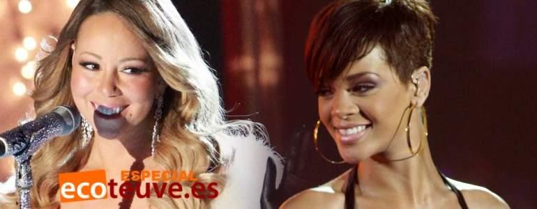 De Rihanna a Mariah Carey: superestrellas que pisaron OT y que este año no se ven