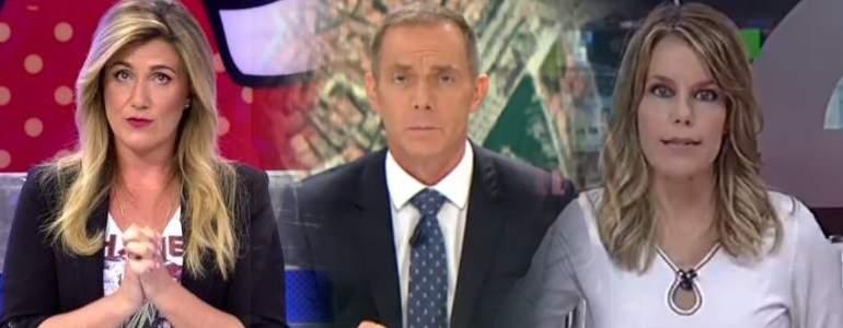 El atropello en la Rambla de Barcelona paraliza las parrillas de las televisiones