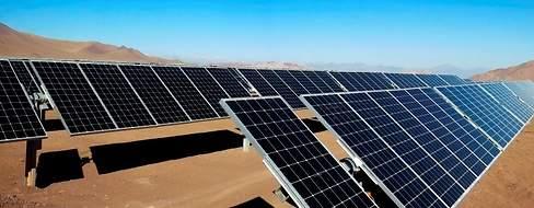 energias  alternativas - Energía. Las fuentes renovables.Ya superan al carbón. 490x_Solar-planta-Atacama