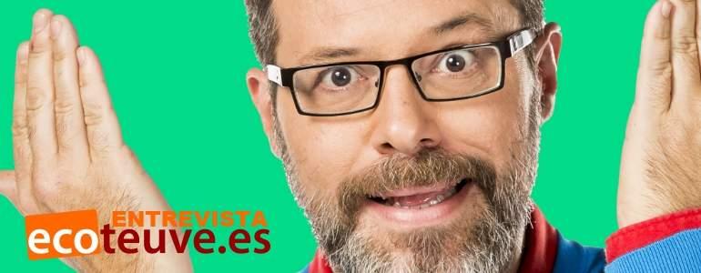 Ignatius Farray es historia de la comedia, nos daba rabia que España no lo conociera