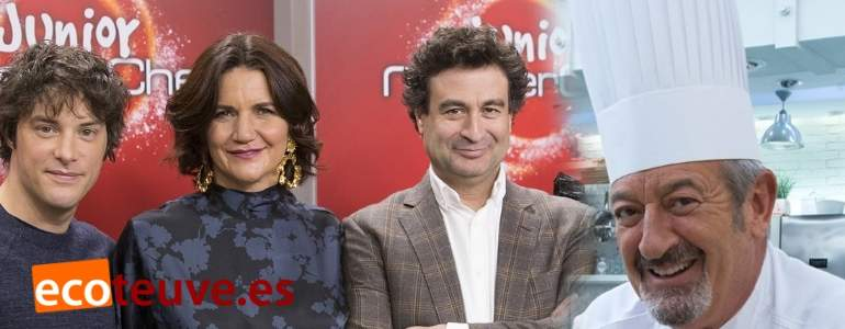 El jurado de Masterchef contesta a la crítica de Karlos Arguiñano: Él cuenta chistes