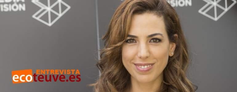 Alicia Rubio: En Tiempos de Guerra tengo la sensación de estar en algo muy grande