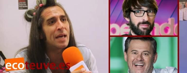 Las desternillantes respuestas de Mario Vaquerizo en su test sobre Zapeando