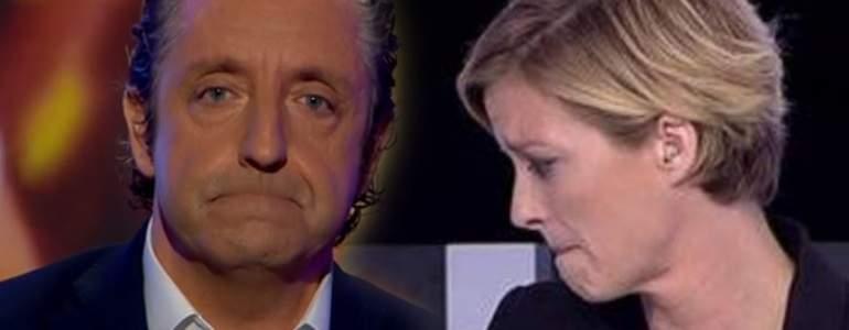 Las Lágrimas de María Casado y Pedrerol por el atentado: Testimo, Barcelona