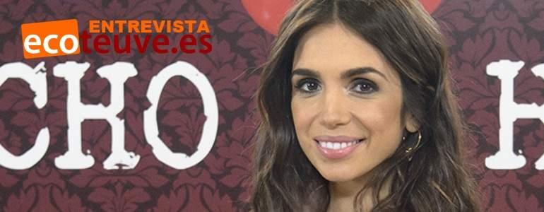 Elena Furiase: Quiero participar en MasterChef porque es un buen escaparate