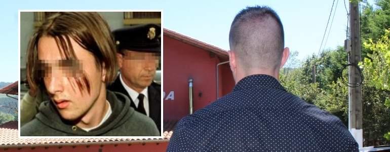 El sobrecogedor testimonio del asesino de la catana: No fui yo. La espada bajó sola