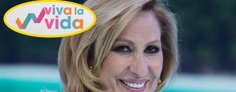 Rosa Benito posible fichaje de Viva la vida en Telecinco de cara a septiembre