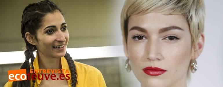 Úrsula Corberó: Me encantaría pasarme  de la marea roja a la amarilla de Vis a vis